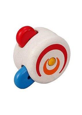 PlanToys Houten peek-a-boo roller