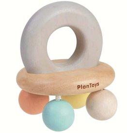 PlanToys Houten belletjes rammelaar