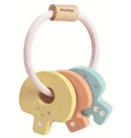 PlanToys Houten sleutels