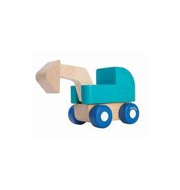 PlanToys Houten vrachtwagen