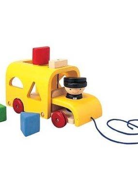 PlanToys Schoolbus