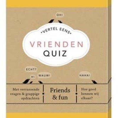 Elma van vliet Elma van Vliet; Vrienden Quiz