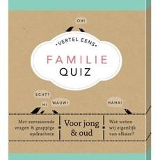 Elma van vliet Familie Quiz