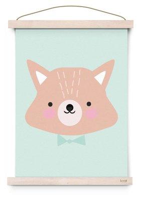 Eef lillemor Poster Mr. Fox
