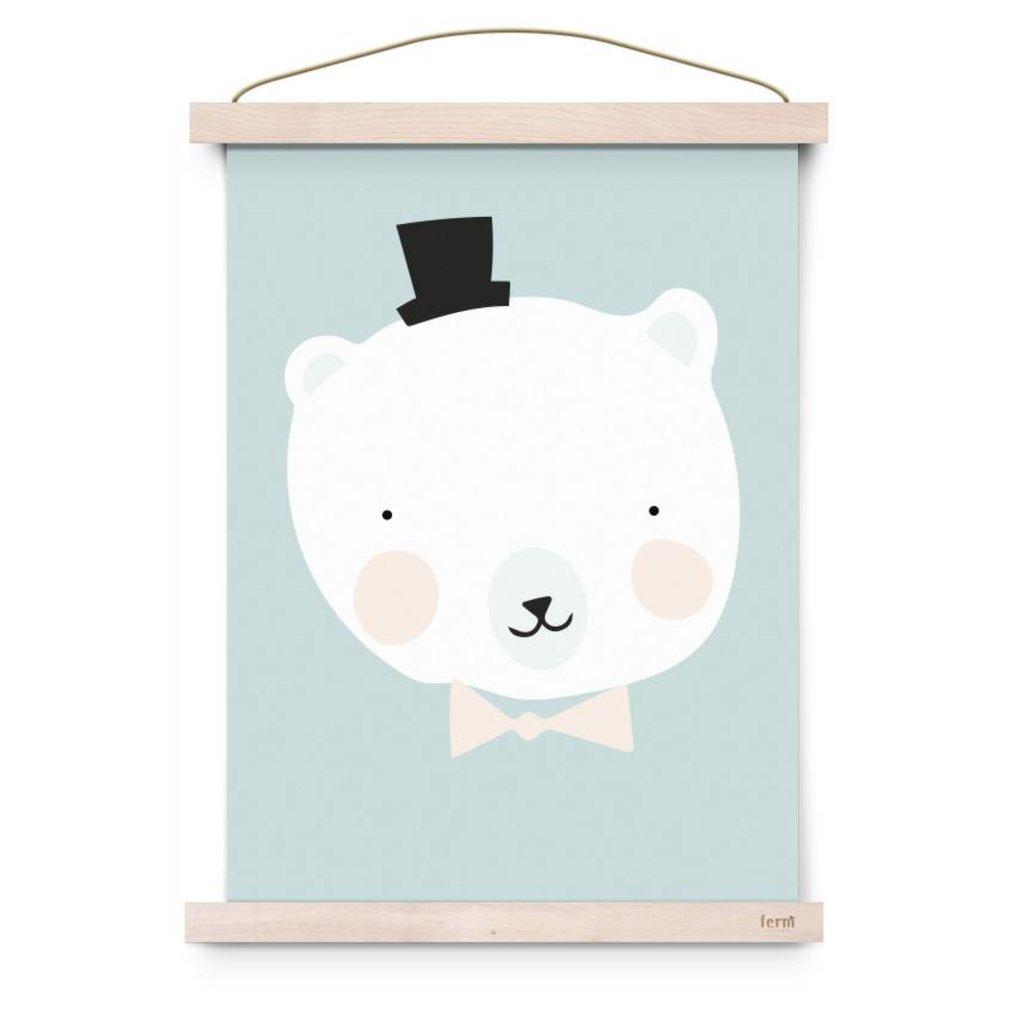 Eef lillemor Eef Lillemor; Poster Mister Polar