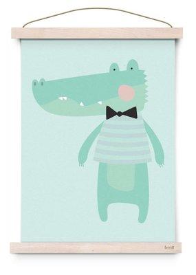 Eef lillemor Poster Kroko