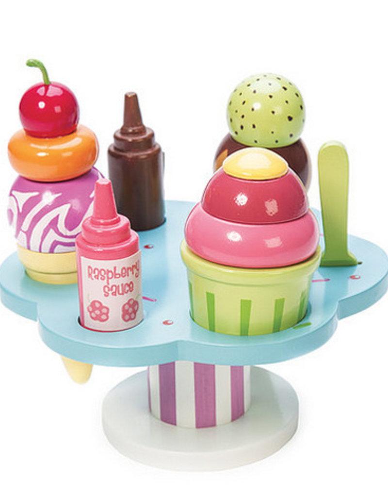 Le toy van Houten speelset ijsjes