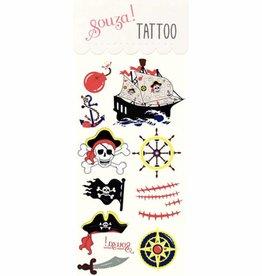 Souza tattoo