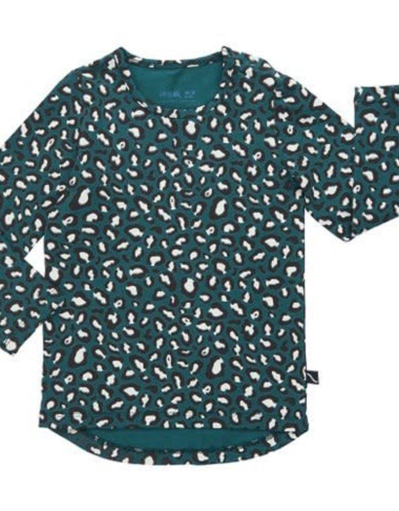 CarlijnQ Luipaard shirt lange mouw