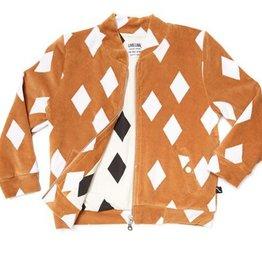 CarlijnQ Diamonds Bomber jacket Geel