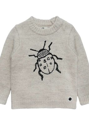 Sproet & Sprout pullover beetle milk