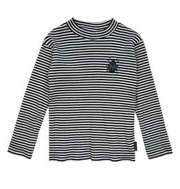 Sproet & Sprout T-shirt beetle zwart