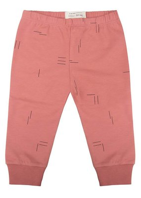 Little Indians Legging streepje roze