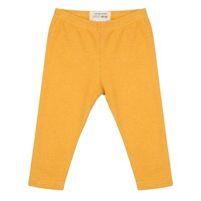 Little Indians Little Indians; Rib legging oker geel