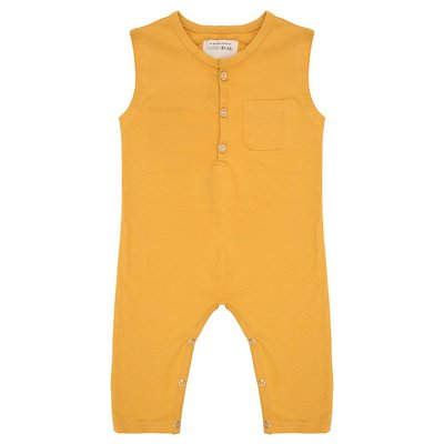 Little Indians Jumpsuit Oker
