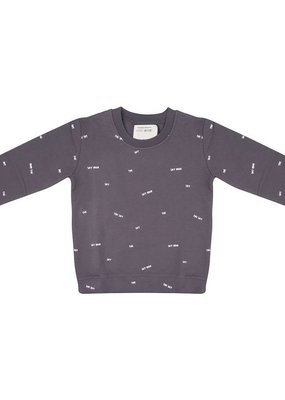 Little Indians Sweater the sky pavement