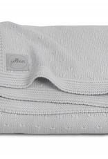 Jollein Deken soft knit light grey
