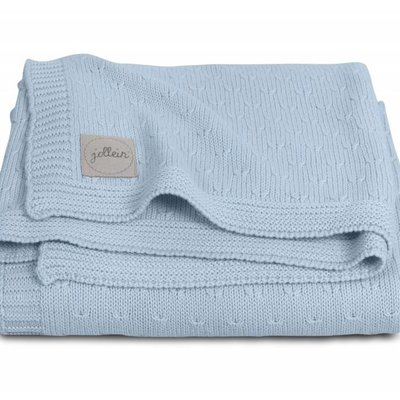 Jollein Deken soft soft blue