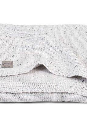 Jollein Deken Confetti knit natural