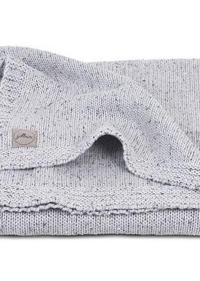 Jollein Deken confetti knit grey