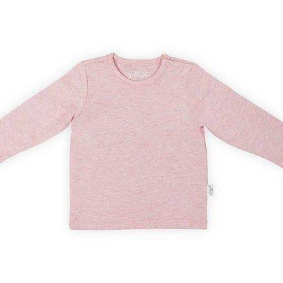 Jollein Shirt speckle pink lange mouw