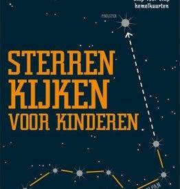 Terra Lannoo Kinderboek sterren kijken voor kinderen