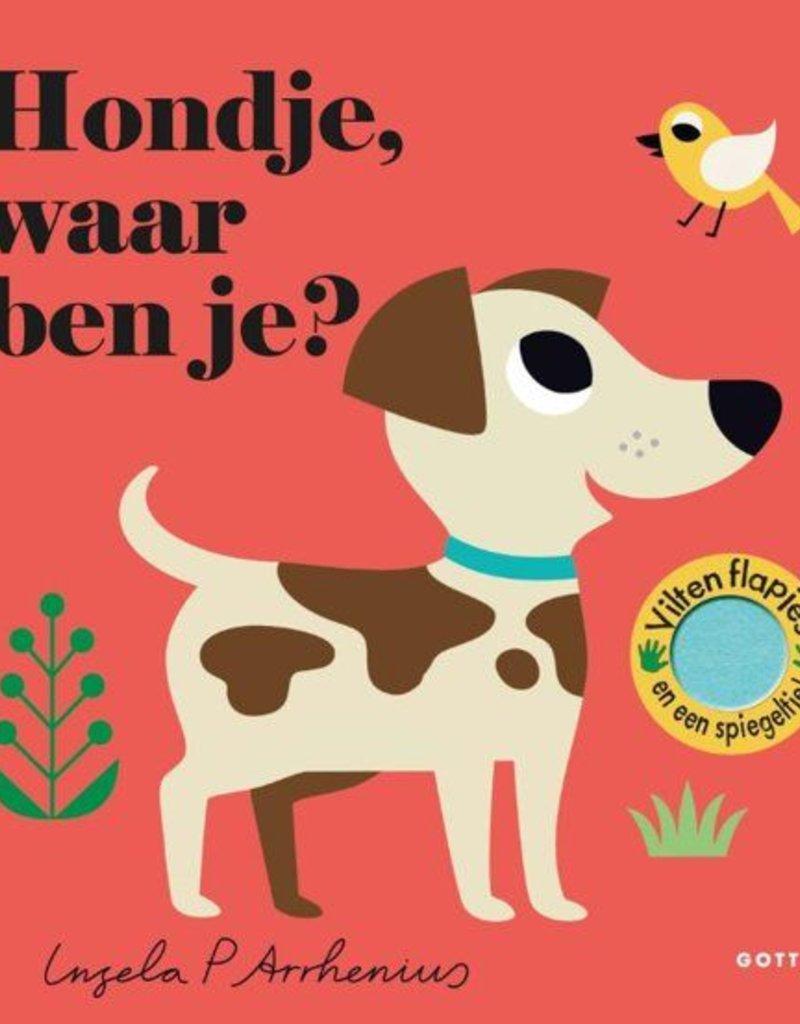 Gottmer Kinderboek Hondje waar ben je?