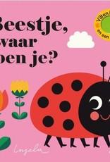 Gottmer Kinderboek Beestje waar ben je?