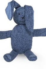 Jollein Knuffel Stonewashed knit bunny navy
