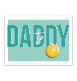 Let's Celebrate Kaart: Daddy to be