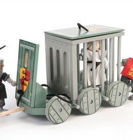 Le toy van Gevangenen kooi