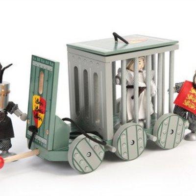Le toy van Le Toy Van; Gevangenen kooi