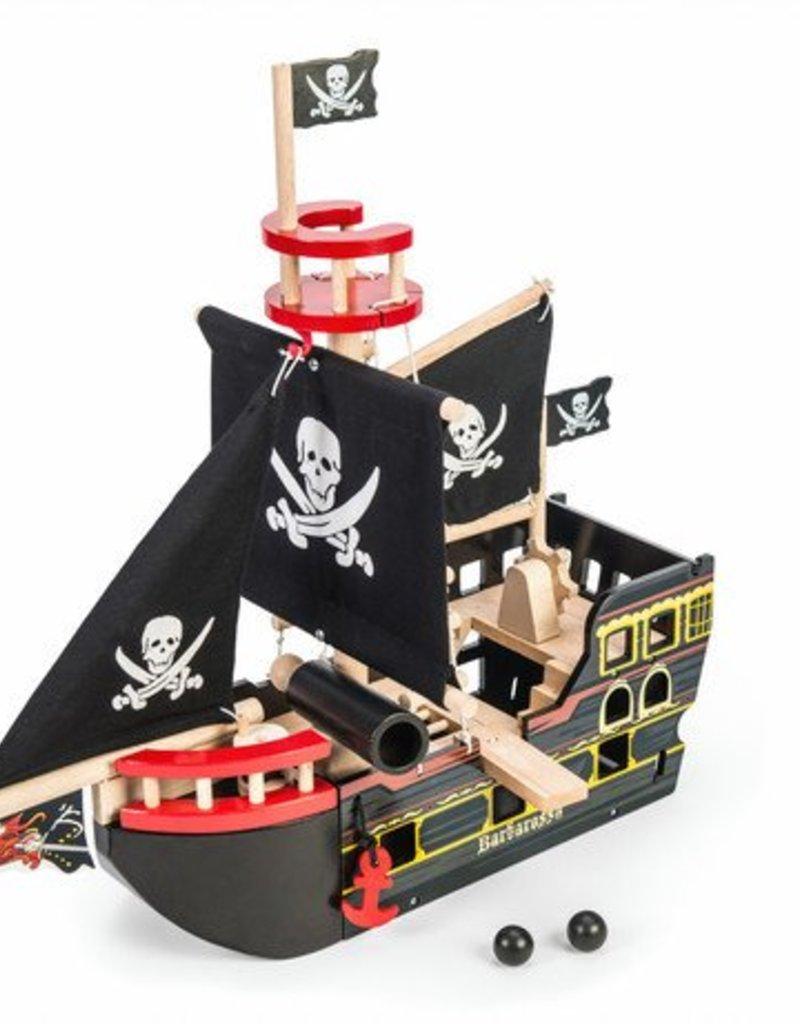 Le toy van Piraten boot