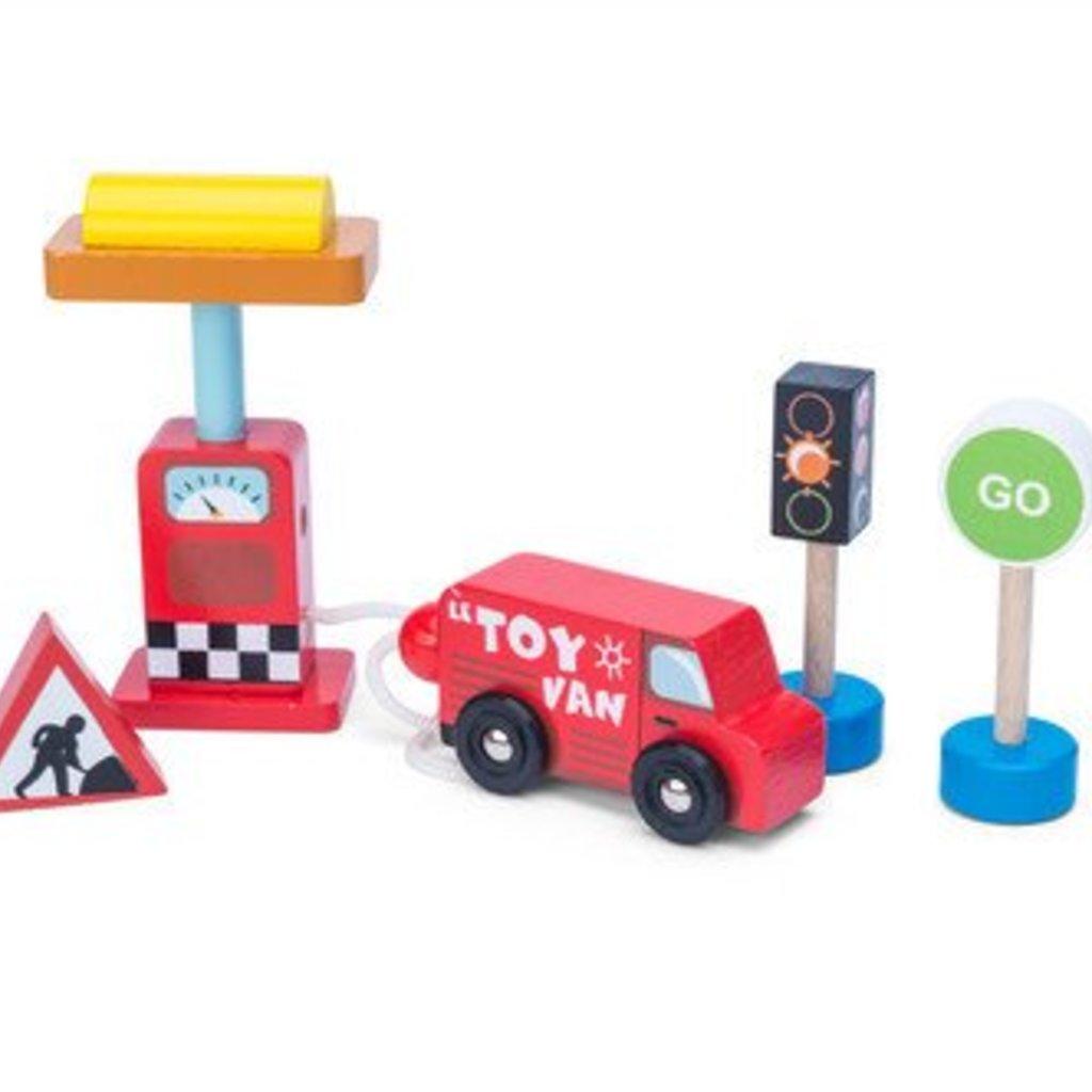 Le toy van Le Toy Van Houten verkeersset