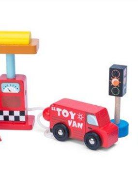 Le toy van Houten verkeersset