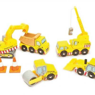Le toy van Houten constructie set