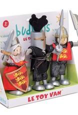 Le toy van houten poppetjes ridders
