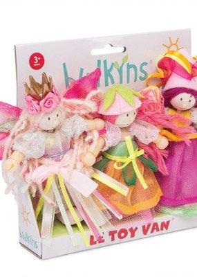Le toy van Houten elfjes