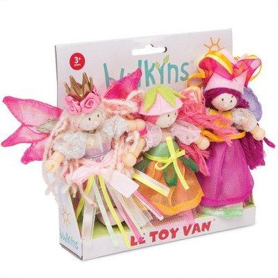 Le toy van Le Toy Van; Houten elfjes