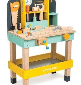 Le toy van houten werkbankje