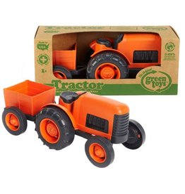 Green Toys Tractor Greentoys