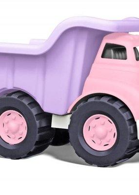 Green Toys Dumptruck roze Green toys