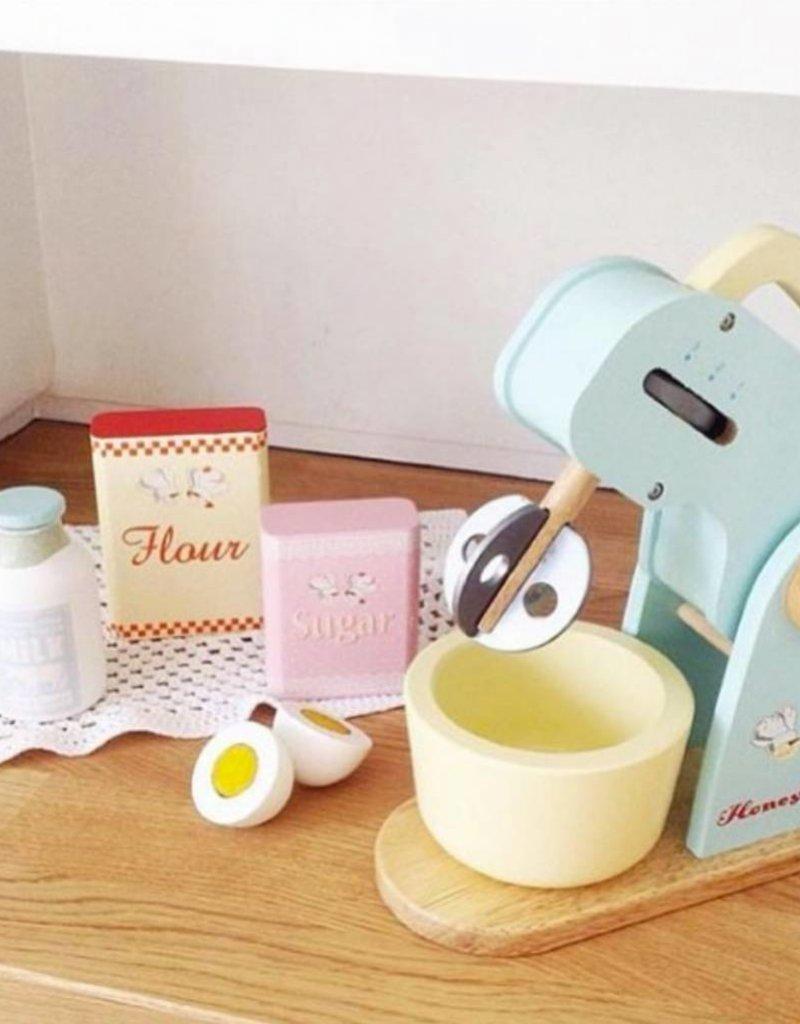 Le toy van Houten set mixer bakken