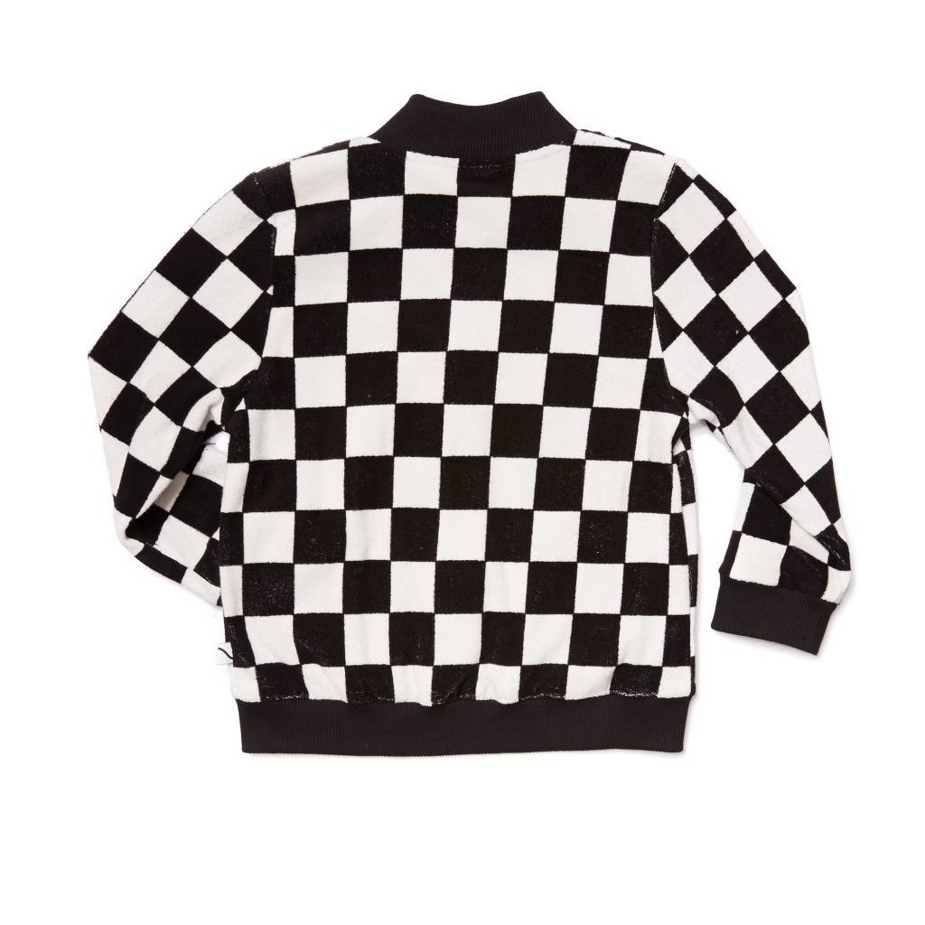 CarlijnQ CarlijnQ; Checkers - bomber with cassette