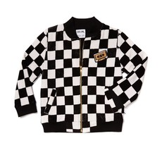 CarlijnQ Checkers - bomber with cassette
