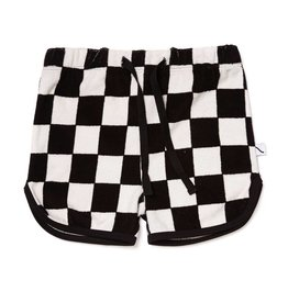 CarlijnQ Checkers - shorts
