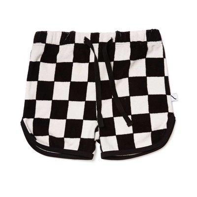 CarlijnQ Carlijn Q; Checkers - shorts