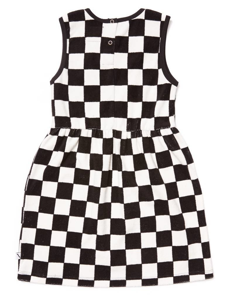 CarlijnQ Checkers - tanktop dress