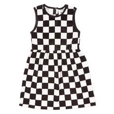 CarlijnQ CarlijnQ; Checkers - tanktop dress