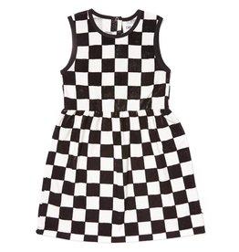 CarlijnQ Checkers - tanktop dress